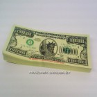 Деньги сувенирные 1000000 $